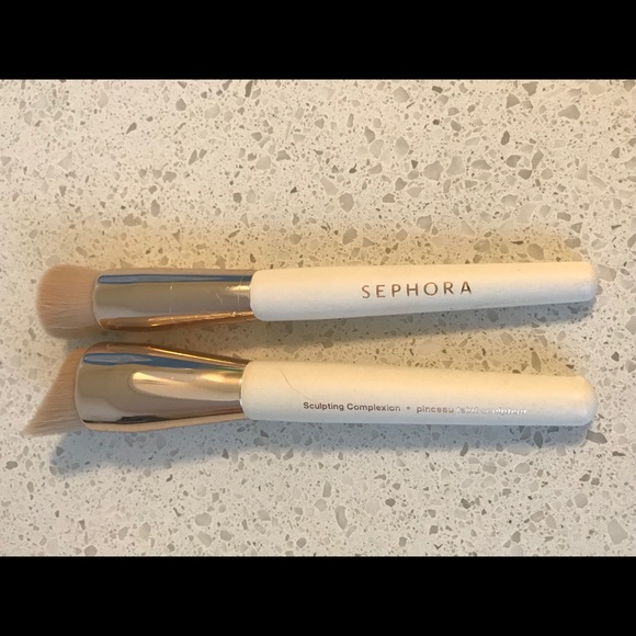 Sephora Other - Set of two Sephora face brushes